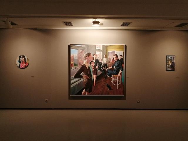 Ponovno otvaranje izložbe Lovre Artukovića Usporavanje u Galeriji Kortil
