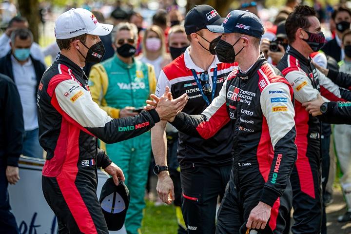 Sébastien Ogier i Julien Ingrassia pobjednici Croatia Rallyja