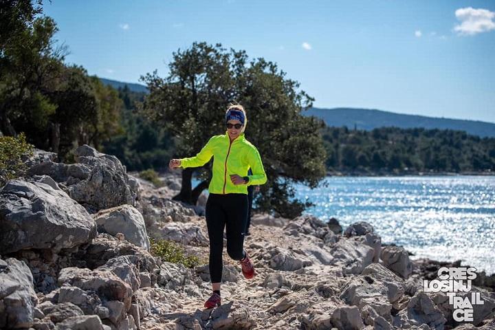 Članica Torpedo Runnersa Ivana Kinkela prvoplasirana u ženskoj konkurenciji Cres&Lošinj traila