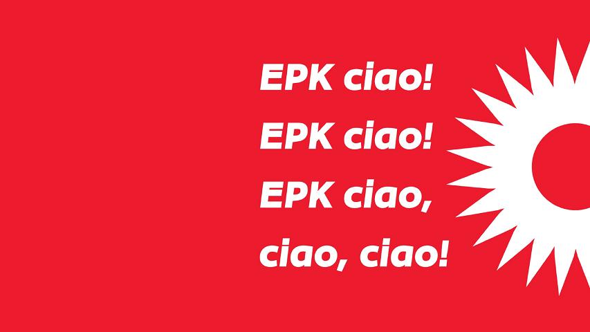 "Završni maratonski online program ""EPK ciao, ciao ciao!"""