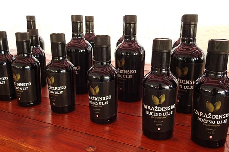 Varaždinsko bučino ulje najbolje na svijetu