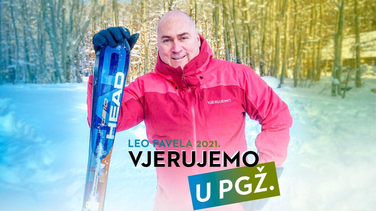 """Leo Pavela – """"Gorski kotar kao TOP skijaška destinacija"""""""