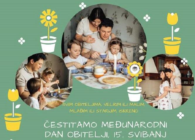 NP Krka, pridružite nam se na Međunarodni dan obitelji