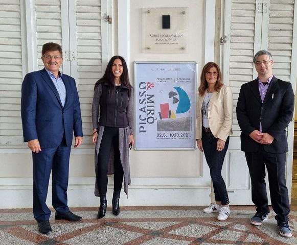 Opatija domaćin ekskluzivne izložbe PABLO PICASSO I JOAN MIRÓ