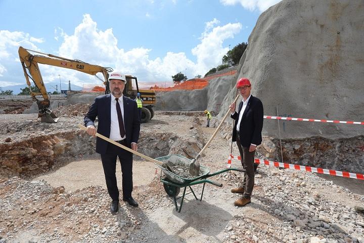 Započela gradnja najljepšeg hipermarketa na području grada Rijeke