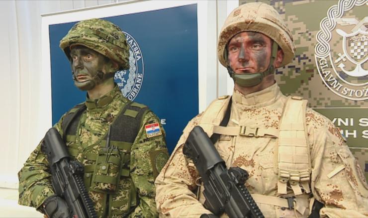 Međimurje oprema hrvatsku i vojske diljem svijeta