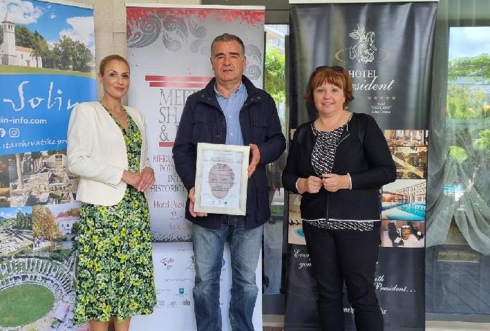 NP Krka dodijeljena prestižna nagrada Plautilla