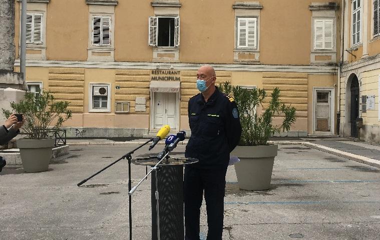 Stožer civilne zaštite PGŽ ukinuo strože mjere u našoj županiji