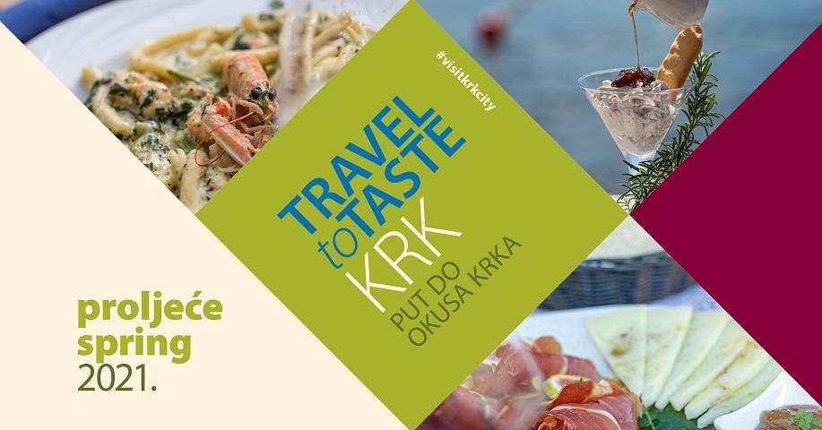 Travel to Taste Krk: proljetno izdanje!