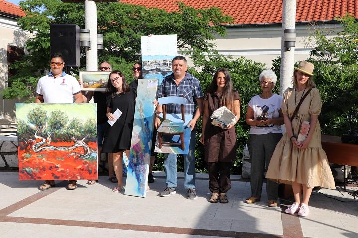 Održano događanje 18. Međunarodna likovna kolonija i Art Teleport Square