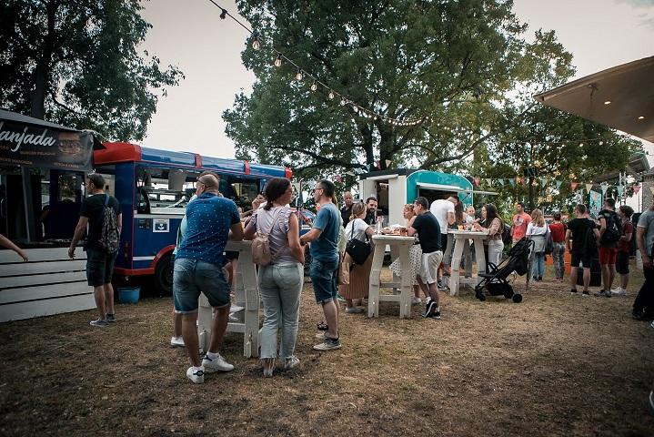 Otvoren je Food truck festival Rijeka