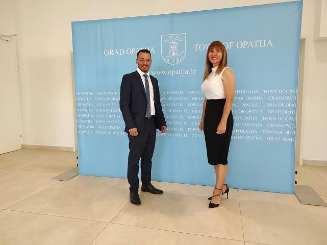 Vera Aničić i Domagoj Tramontana na čelu opatijskih nezavisnih