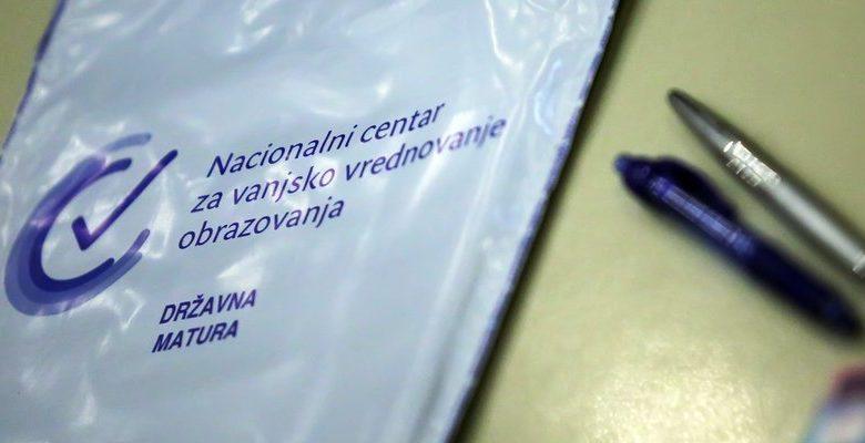 Umjesto eseja iz hrvatskog, gotovo prazan papir predalo 14% maturanata