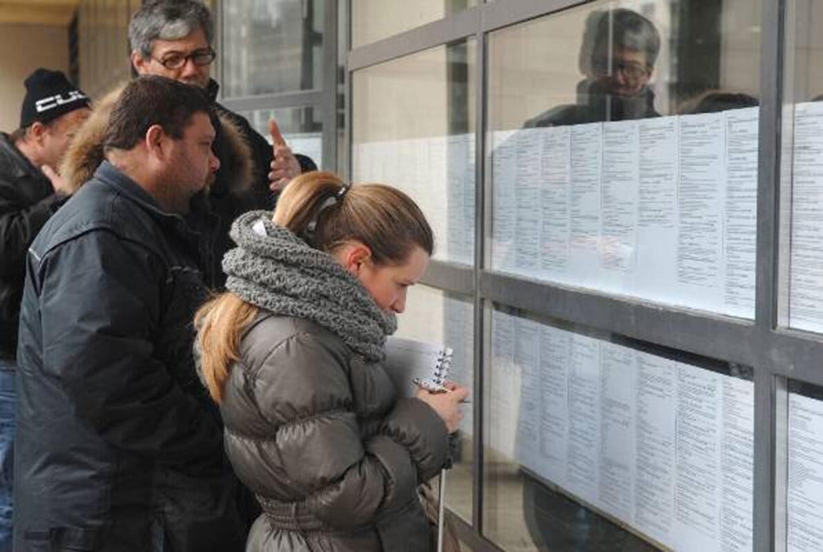 Hrvatska treba obrisati popis nezaposlenih