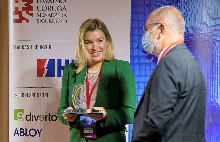 Projektu Safe stay in Croatia dodijeljena nagrada za medijsku promociju sigurnosti