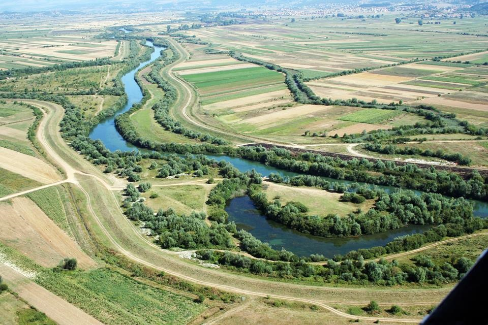 Unaprijeđenje sustava vodoopskbe i odvodnje Cetinske krajine