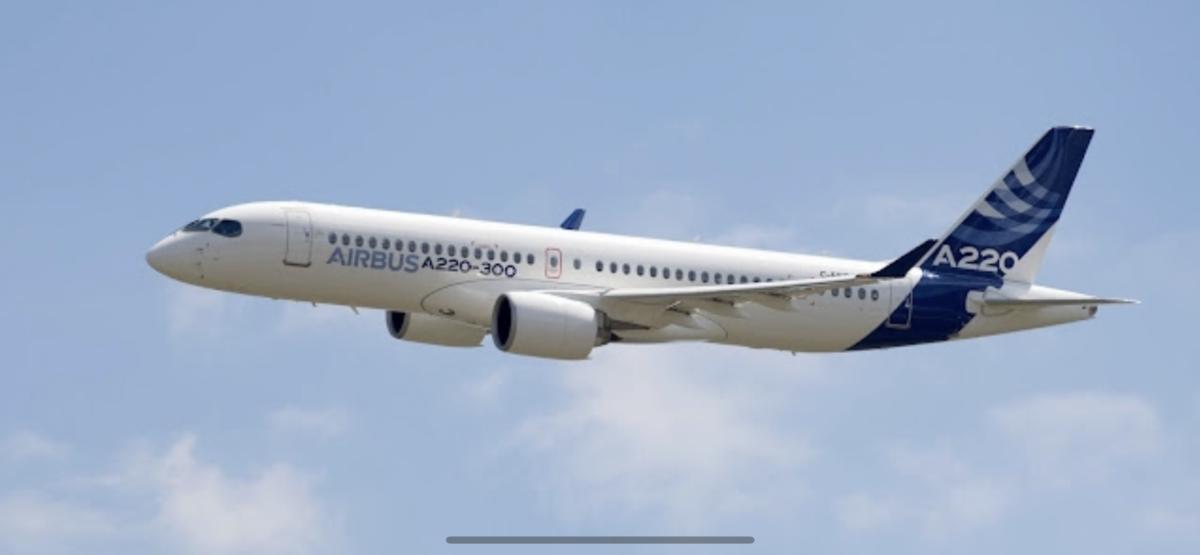 Airbus prezentirao A220 u Zagrebu, hoće li ga Croatia Airlines kupiti?