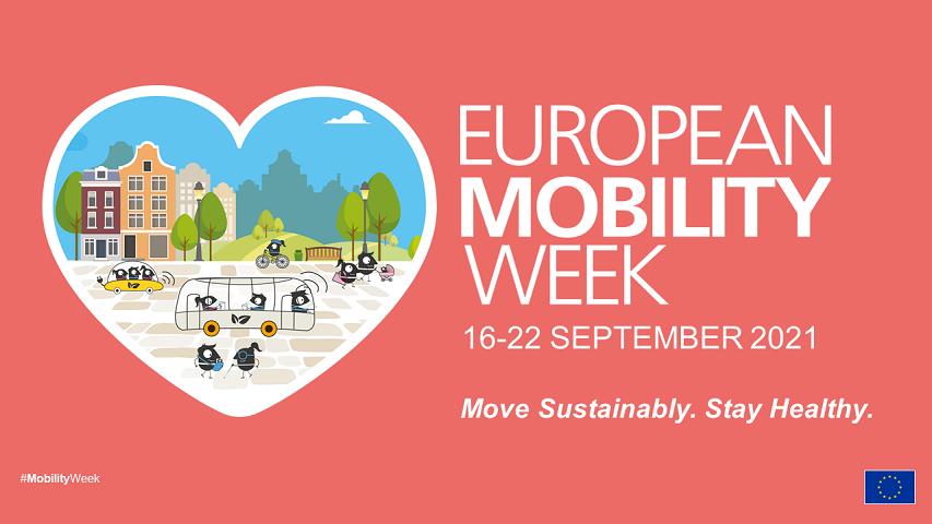 Započnite jesen aktivno – sudjelujte u Europskom tjednu kretanja