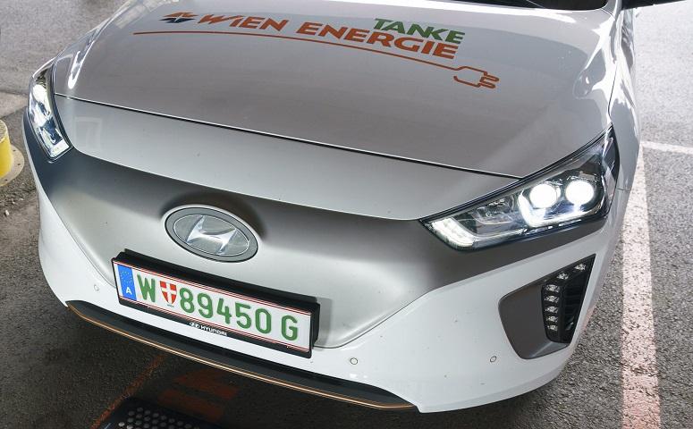 Do 2025. Beč prelazi na električne taksije