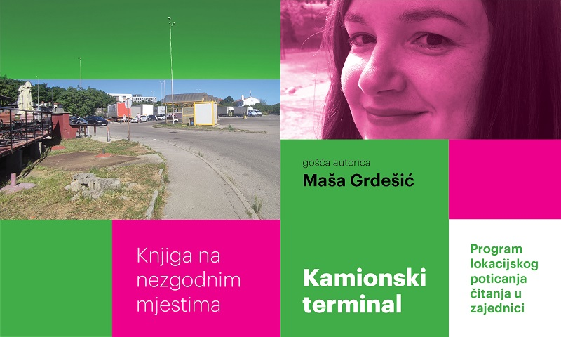 "Razgovor na kamionskom terminalu o ""ženskoj"" književnosti i pop kulturi s Mašom Grdešić"