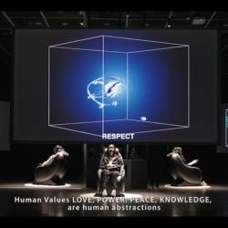 Otvorenje izložbe Glowing Globe: Artificial Art Alienated