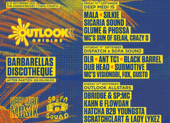 Danas počinje Outlook festival!
