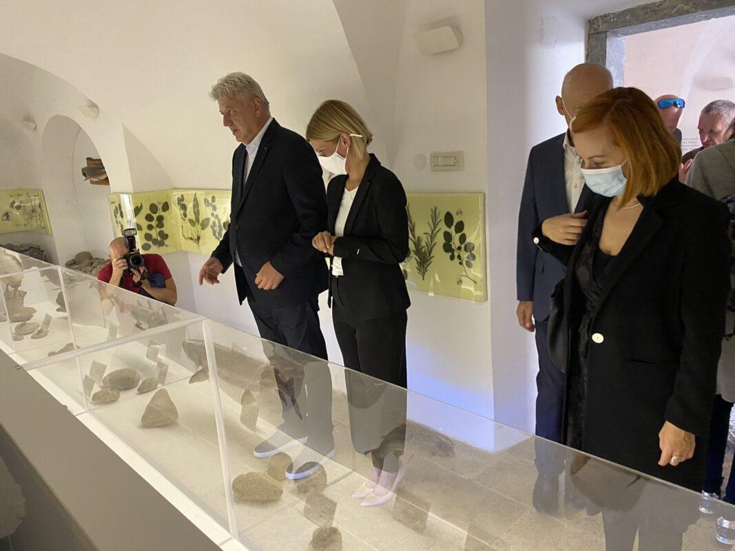Sjedinjena prirodna i kulturna baština u novootvorenom postavu u Kaštelu Zrinskih u Brodu na Kupi