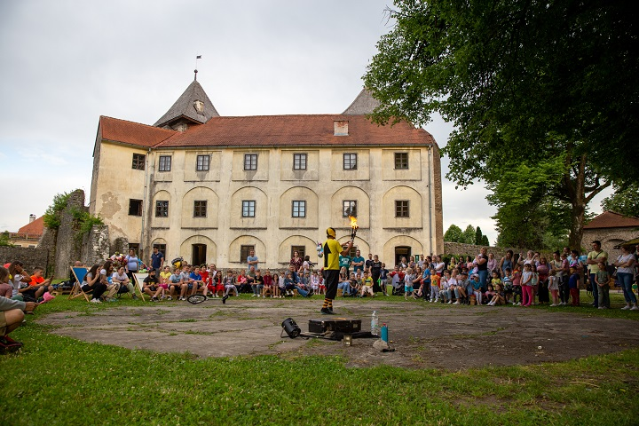 Dobrodošli na jesensko izdanje 16. Ogulinskog festivala bajke