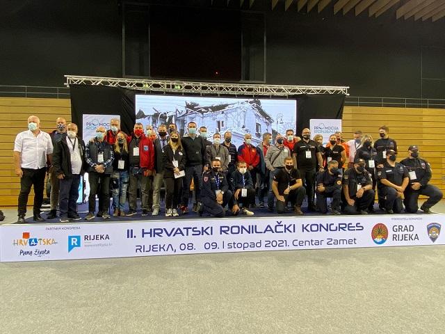 2. hrvatski ronilački kongres i najmasovnija eko patrola na Kvarneru