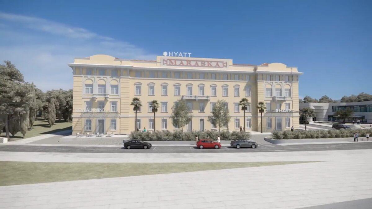 Transformacija Maraske i Kupara u hotele s pet zvjezdica