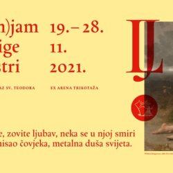 Ljubav u fokusu 27. Sa(n)jam knjige u Istri
