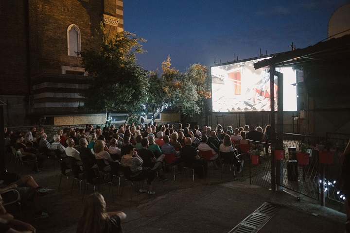 Kino Magistrala od Rijeke do Dubrovnika